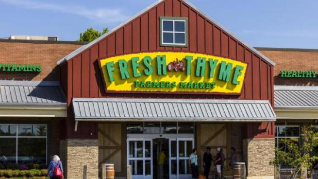 Fresh Thyme Uses Shelf Tags to Enrich Shopping Experience
