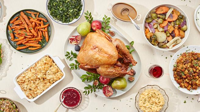FreshDirect Prepping for Smaller Thanksgiving Gatherings