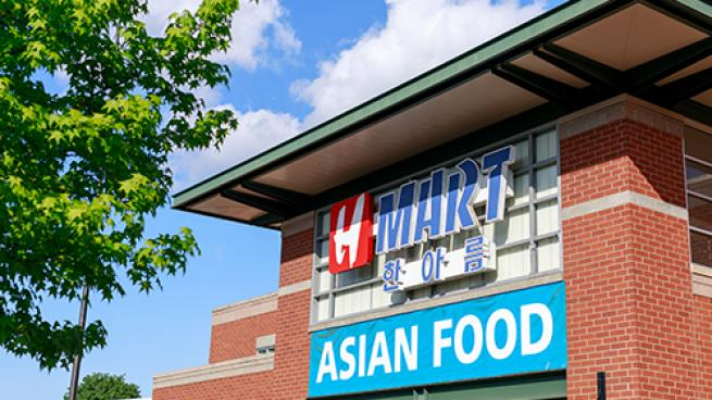 Shipt, H Mart Team on Same-Day Delivery
