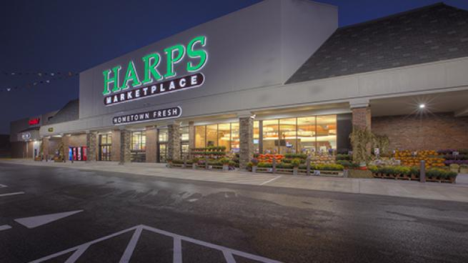 Former Harps Food Stores Chairman and CEO Dies Gerald L. Harp