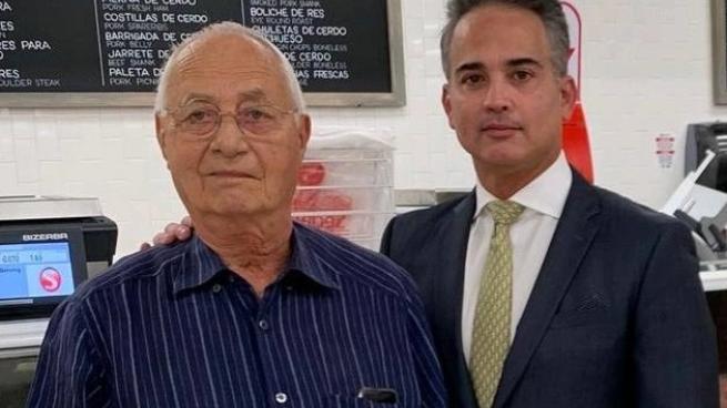 Sedano's co-founder Manuel Herran and CEO Agustin Herran