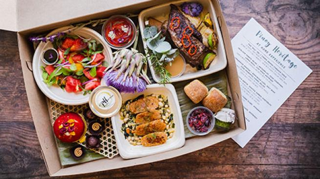 Restaurants Launch Meal Delivery Platform Feastin