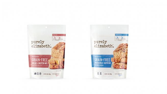 Purely Elizabeth Grain-Free Bread + Muffin Mixes