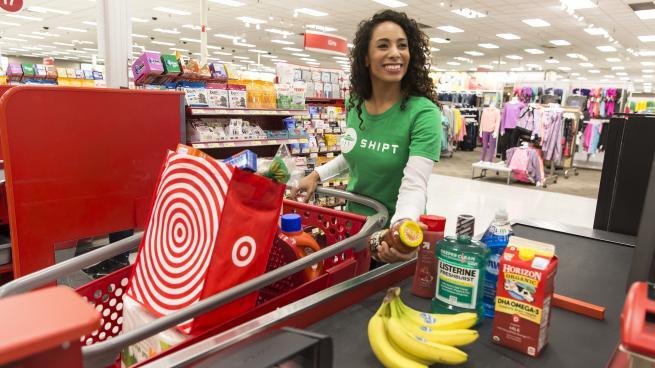 shopper checkout