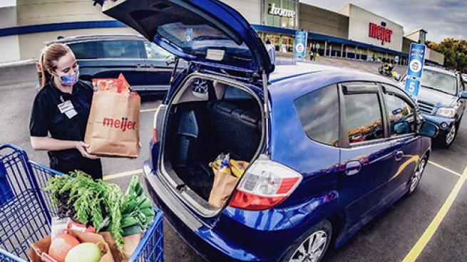 Meijer Eliminates Pickup Service Fees