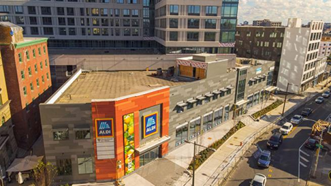 Aldi to Open 1st Philly Mixed-Use Development Store