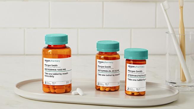 Amazon's Online Pharmacy to Rival CVS, Walgreens and Walmart