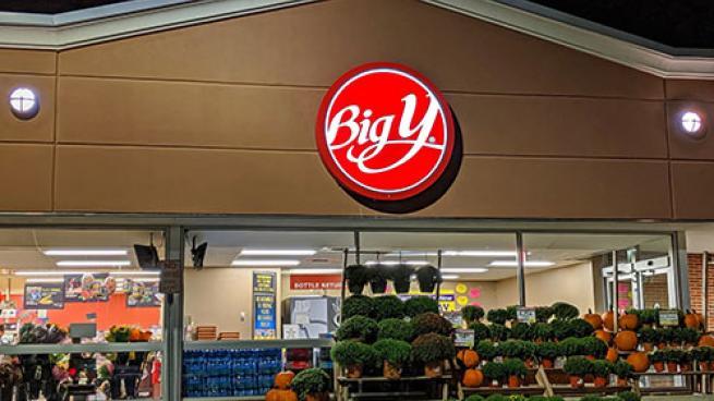 Big Y Turns 'Sack Hunger' Into Virtual Bag