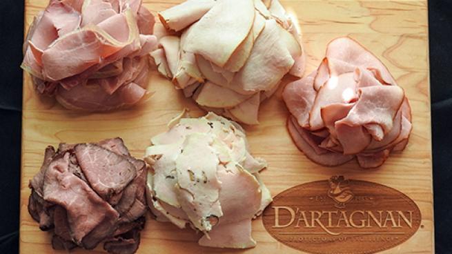 D'Artagnan Deli Meats