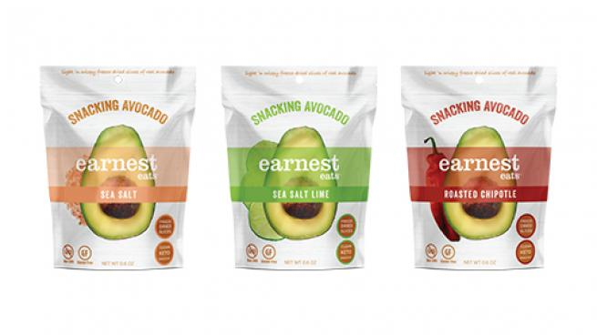 Earnest Eats Snacking Avocados
