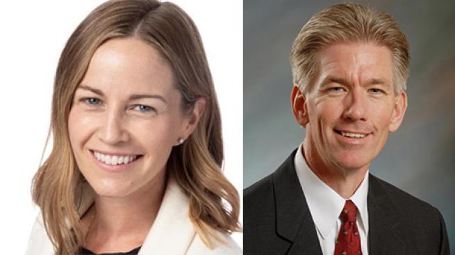 FMI Reveals Board Appointments Lisa Roath Target Bob Palmer C&S Wholesale Grocers