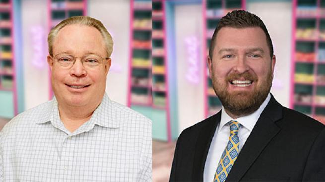 NCA Hires New CFO, VP of Membership & Meetings Steve McCroddan Kyle Jordan