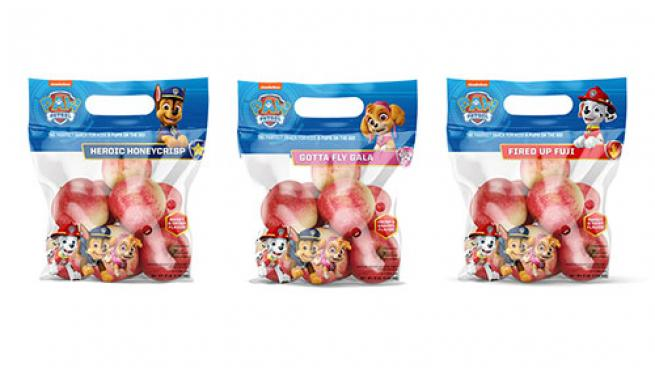 BelleHarvest PAW Patrol Branded Apples
