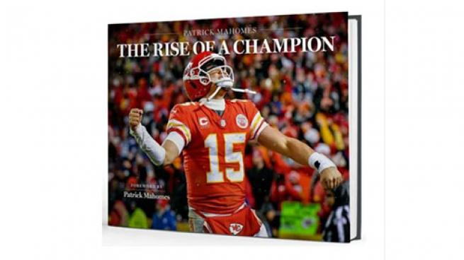 Hy-Vee Selling Exclusive Patrick Mahomes Book Kansas City Chiefs