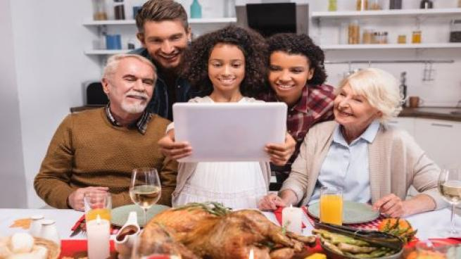 Stop & Shop Survey Reveals Silver Linings of Virtual Thanksgiving