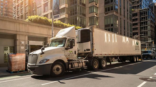 UNFI Truck Drivers Threaten Strike Teamsters