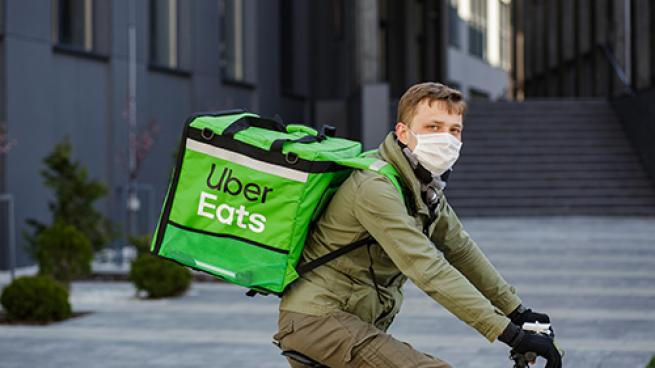 Uber on Track to be $1B Grocer
