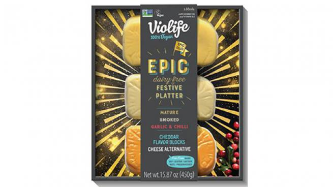 Violife Epic Dairy Free Festive Platter