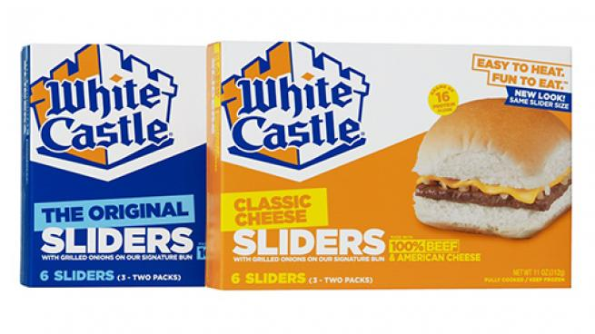 White Castle® Sliders