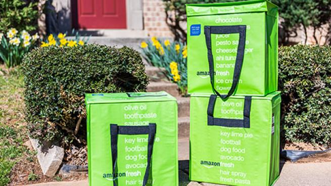 Amazon Bans Toxic Chemicals and Plastics in Food Packaging Mind the Store Amazon Kitchen Amazon Fresh