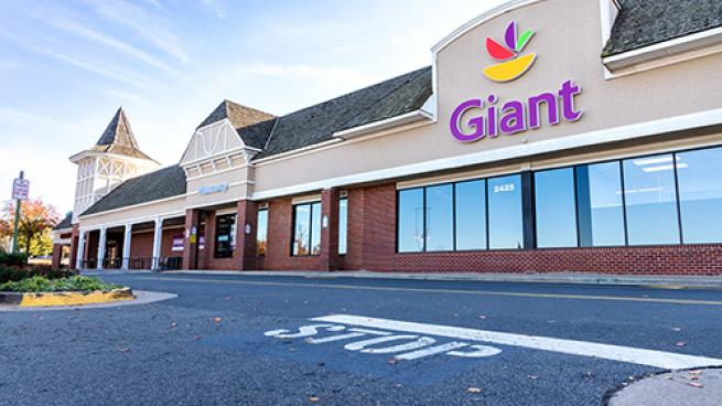 Giant's New Shelf Labels Highlight Diverse Suppliers