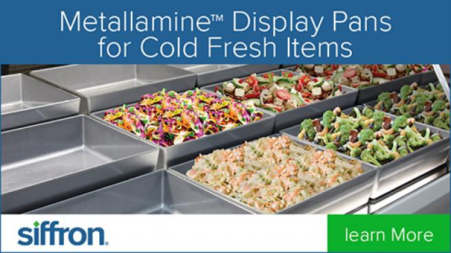 Metallamine™ Display Pans