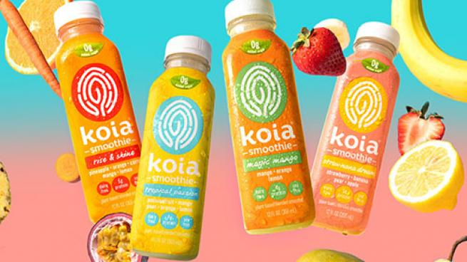 Koia Fruit Smoothie