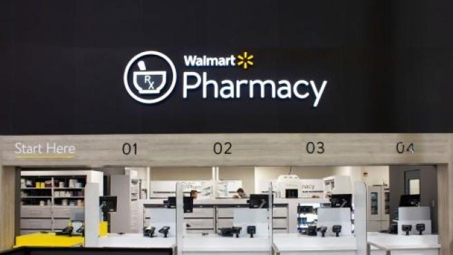 Walmart Sued by DOJ Over Opioid Crisis