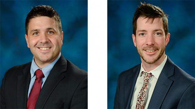 Big Y Promotes 3rd-Generation Family Members Colin M. D'Amour Christian P. D'Amour