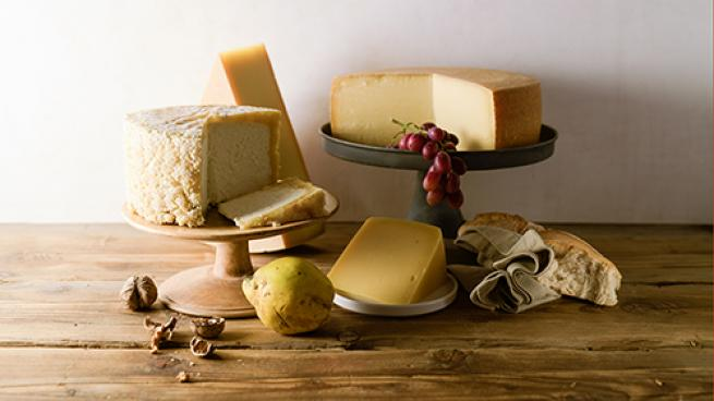 Europe: Home of Cheese
