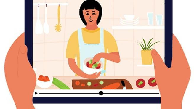 Giant Co. Offers Virtual Cooking Classes