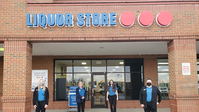 Food Lion Opens Liquor Store Clover, South Carolina