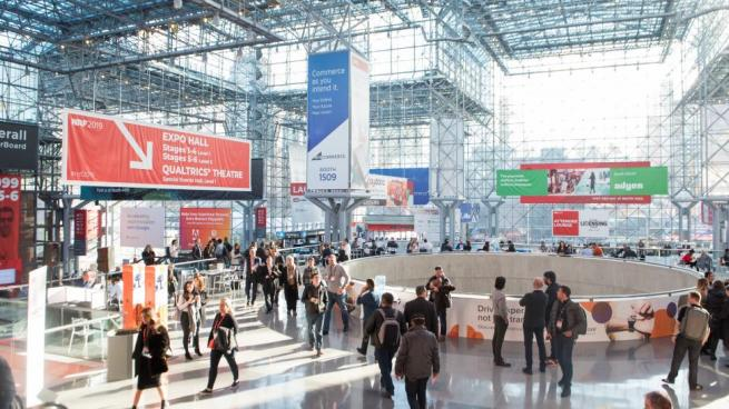 NRF Reimagines Its Big Show — Again