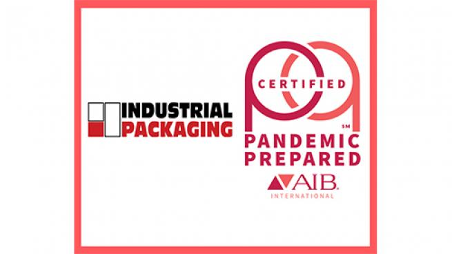 Setting the Packaging Standard Pandemic Prepared Certification