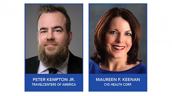 NCA to Present 2021 Confectionery Leadership Awards Peter Kempton Jr. Maureen F. Keenan
