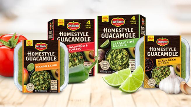 Del Monte Homestyle Guacamole