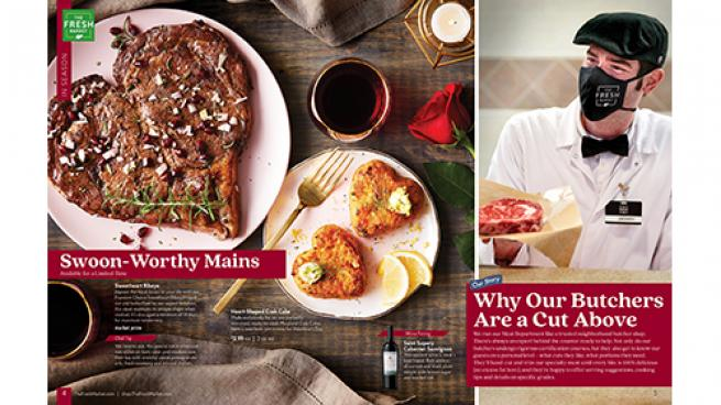 The Fresh Market Launches 1st Monthly Magazine TFM: The Magazine