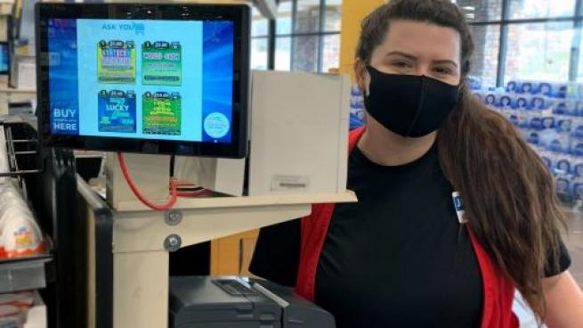 Kroger Launches Lottery Instant-Game Sales at Checkout