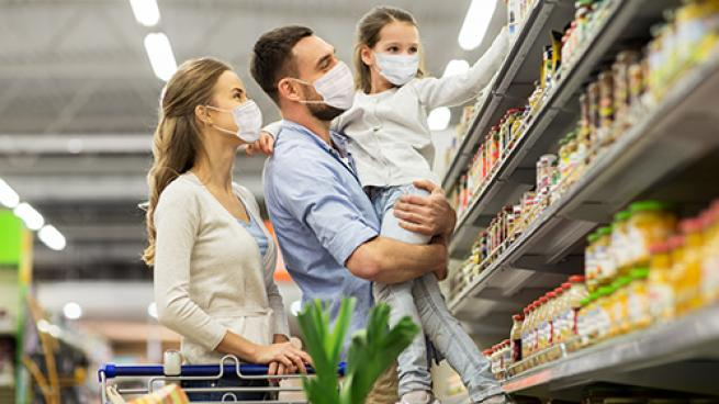 Changed Shopper Habits Will Spur CPG Demand After COVID-19 Consumer Brands Ass