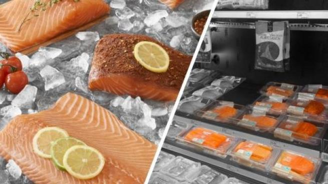 Mowi Salmon Brand Enters Target, Northgate Market