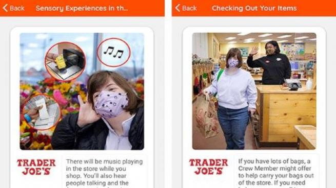Trader Joe's Partners With Life Skills App for Autistic Shoppers