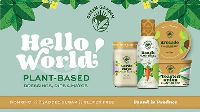 Green Garden Plant Based Products