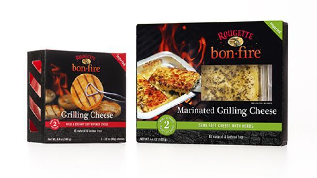 Rougette Bonfire Cheeses
