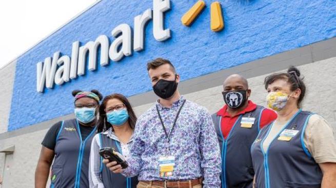 Walmart Touts Diversity Progress