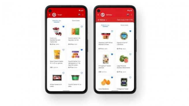Updated Google Pay App Shows Deals at Safeway and Target