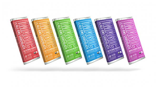 Dr. Bronner's Magic All-One Chocolate
