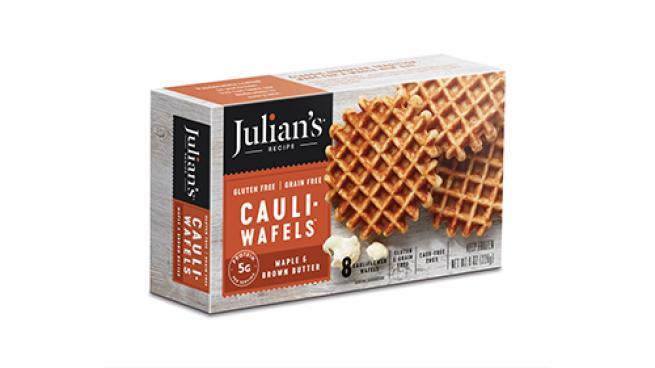 Julian's Recipe Cauli-Wafels