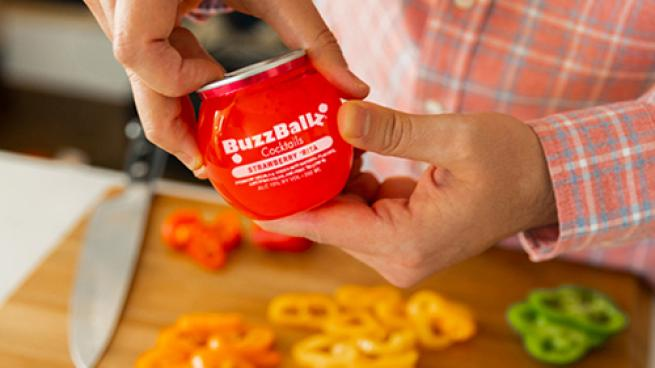 BuzzBallz Cocktails