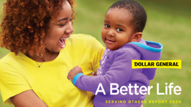 Dollar General Solidifies Its Commitment in 'Serving Others'