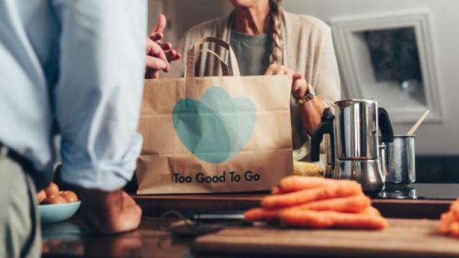 Food Waste Solution Expands Out West Too Good To Go